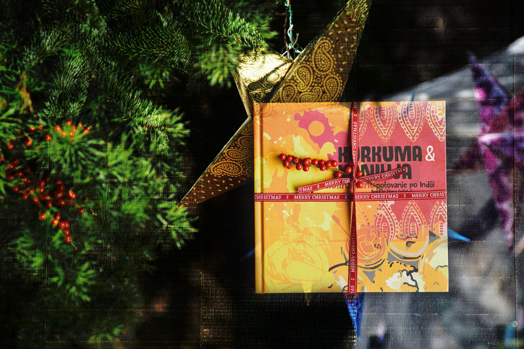 Kuharska knjiga, indijski recepti in potopis, avtorici Hana in Beba Splichal